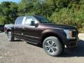 2019 Magma Red Ford F150 STX SuperCrew 4x4  photo #8