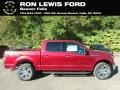 2019 Ruby Red Ford F150 XLT SuperCrew 4x4 #135383075