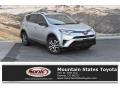 Silver Sky Metallic 2016 Toyota RAV4 LE AWD