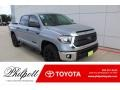 2020 Cement Toyota Tundra TSS Off Road CrewMax #135400358