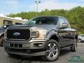 Magnetic 2019 Ford F150 STX SuperCab 4x4