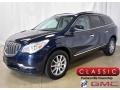 2015 Dark Sapphire Blue Metallic Buick Enclave Leather #135412439