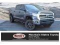 2016 Magnetic Gray Metallic Toyota Tundra SR5 CrewMax 4x4 #135412233
