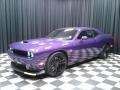 2019 Plum Crazy Pearl Dodge Challenger 1320  photo #2