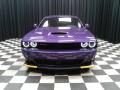 2019 Plum Crazy Pearl Dodge Challenger 1320  photo #3