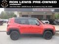 Colorado Red 2018 Jeep Renegade Trailhawk 4x4