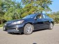 Crystal Black Pearl 2011 Honda Accord EX-L V6 Sedan