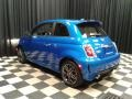 Laser Blue Metallic - 500 Abarth Photo No. 8