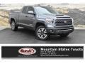 2018 Magnetic Gray Metallic Toyota Tundra SR5 Double Cab 4x4  photo #1