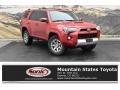 Barcelona Red Metallic 2015 Toyota 4Runner Trail Premium 4x4