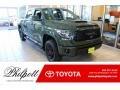 2020 Army Green Toyota Tundra TRD Pro CrewMax 4x4 #135434633