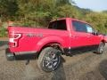Race Red - F150 XLT SuperCrew 4x4 Photo No. 2