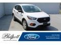 2019 Oxford White Ford Escape S #135469658
