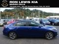 Sea Blue 2020 Kia Forte LXS