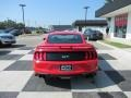 2018 Race Red Ford Mustang GT Premium Fastback  photo #4