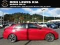 Currant Red 2020 Kia Forte LXS