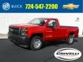 2015 Victory Red Chevrolet Silverado 1500 WT Regular Cab 4x4 #135490546