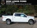 Oxford White - F150 XLT SuperCrew 4x4 Photo No. 1