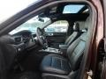 Ebony Front Seat Photo for 2020 Ford Explorer #135509807