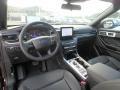 Ebony Interior Photo for 2020 Ford Explorer #135509813