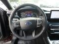 Ebony Steering Wheel Photo for 2020 Ford Explorer #135509819