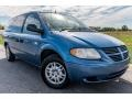 Modern Blue Pearl 2007 Dodge Grand Caravan SE
