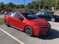 Barcelona Red Metallic 2020 Toyota Corolla SE