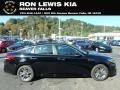 Black 2020 Kia Optima LX