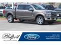 2019 Stone Gray Ford F150 King Ranch SuperCrew 4x4 #135530352