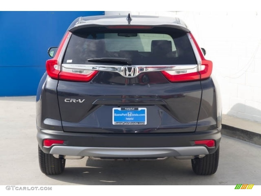 2019 CR-V EX - Gunmetal Metallic / Gray photo #6
