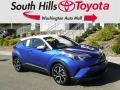 Blue Eclipse Metallic 2018 Toyota C-HR XLE