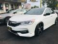 White Orchid Pearl 2016 Honda Accord Sport Sedan