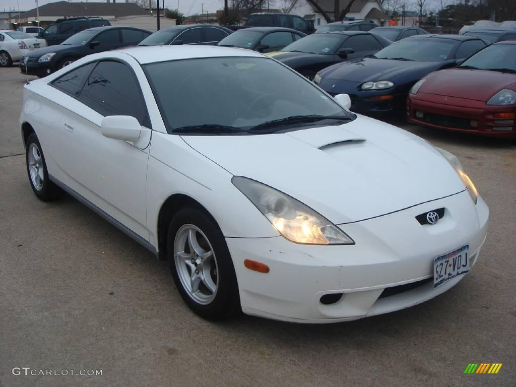 2000 super white toyota celica gt 1345097 photo 3 car color galleries. Black Bedroom Furniture Sets. Home Design Ideas