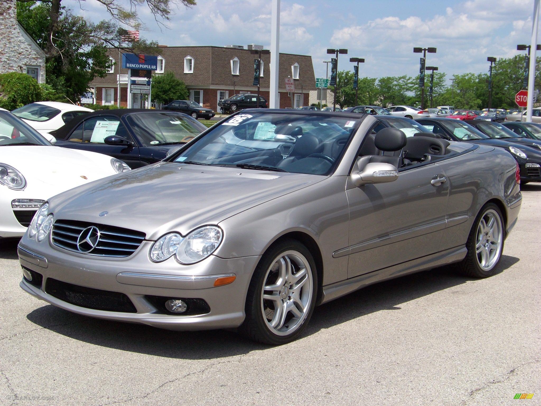 2005 mercedes benz paint colors pictures to pin on for Mercedes benz paint colors