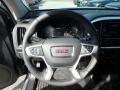 2020 Canyon SLE Crew Cab 4WD Steering Wheel