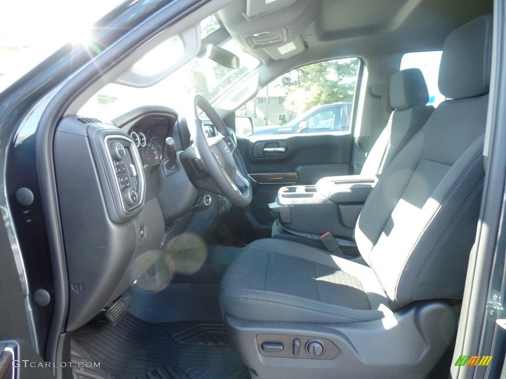 2020 Silverado 1500 RST Crew Cab 4x4 - Shadow Gray Metallic / Jet Black photo #16