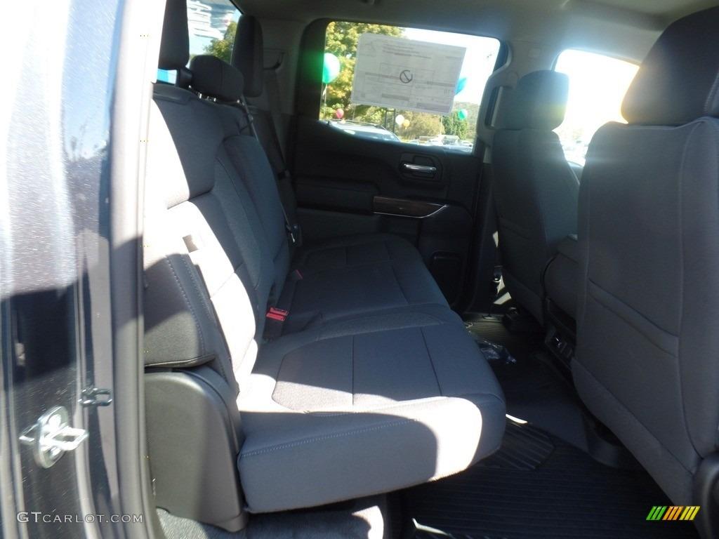 2020 Silverado 1500 RST Crew Cab 4x4 - Shadow Gray Metallic / Jet Black photo #40