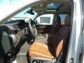 2020 Cadillac Escalade Kona Brown Interior Front Seat Photo