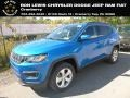 Laser Blue Pearl 2020 Jeep Compass Latitude 4x4