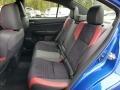 Recaro Ultra Suede/Carbon Black Rear Seat Photo for 2020 Subaru WRX #135593751