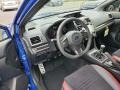 Recaro Ultra Suede/Carbon Black Interior Photo for 2020 Subaru WRX #135593772
