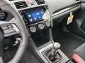 Recaro Ultra Suede/Carbon Black Transmission Photo for 2020 Subaru WRX #135593853