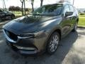 Machine Gray Metallic - CX-5 Grand Touring AWD Photo No. 3