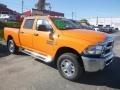 Omaha Orange - 2500 Tradesman Crew Cab 4x4 Photo No. 7