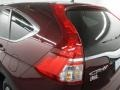 2016 Basque Red Pearl II Honda CR-V EX  photo #11