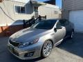 Metal Bronze 2015 Kia Optima SXL Turbo