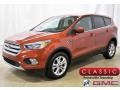 2019 Sedona Orange Ford Escape SE 4WD #135632889