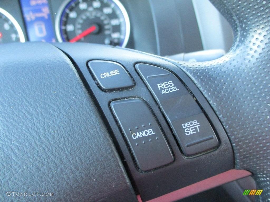 2011 CR-V EX 4WD - Taffeta White / Gray photo #17