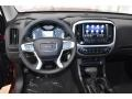2020 GMC Canyon Jet Black Interior Dashboard Photo