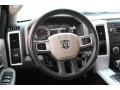 2010 Brilliant Black Crystal Pearl Dodge Ram 1500 SLT Crew Cab  photo #22